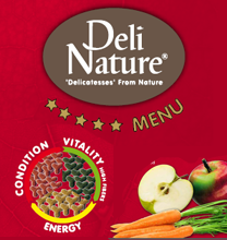 Deli Nature 5* Menu-деликатесные корма для кроликов и грызунов