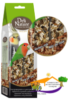 Deli Nature Snack  AGAPORNIS AND PARAKEETS - NUTS MIX
