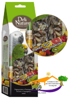 Deli Nature Snack PARROTS - TROPICAL FRUIT MIX